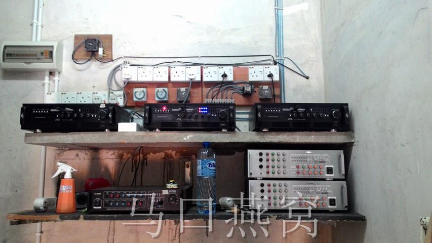 马来西亚燕屋音响器材